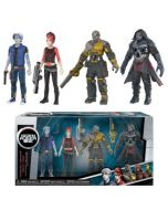 Funko Action Figures 4-Pack Ready Player One 22062 Parzival, Art3mis, Aech and I-R0K (New)