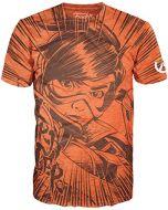 Overwatchs Funko Tracer Jumbo Tee Shirt (Adult Large) (New)