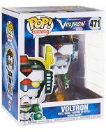 """Funko 34189 POP Vinyl 6"""" Voltron, Multi (New)"""