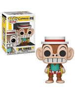 Funko Pop! Cuphead Mr. Chimes Exclusive Vinyl Figure (New)