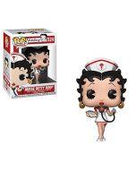 Funko 35589 POP Vinyl: Animation: Betty Boop: Nurse, Multi (New)