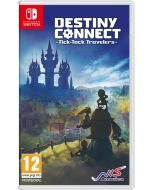 Destiny Connect: Tick-Tock Travelers (Time Capsule Edition) (Nintendo Switch) (New)