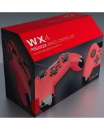 Gioteck WX4 Wired Red Controller (SWITCH, PS3 & PC) (New)