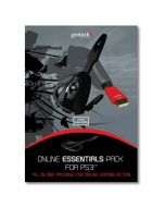 Gioteck Online Essentials Pack (PS3) (New)
