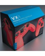 Gioteck VX4 Wired Red Controller (PS4 & PC) (New)