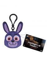 Five Nights at Freddys Plush Keychain - Bonnie The Rabbit (New)