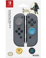 Hori Analogue Caps Zelda Breath of the Wild Edition for Nintendo Switch (New)