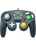 HORI Battle Pad Gamecube Style Controller (Zelda Edition) (Switch) (New)