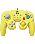 Official Nintendo Licensed Smash Bros Gamecube Style Controller (Pikachu Version) (Nintendo Switch) (New)