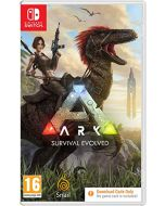 ARK: Survival Evolved (Code in A Box) (Switch) (New)