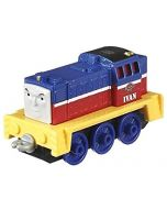 Thomas & Friends FBC23 Adventures Racing Ivan Engine Toy (New)