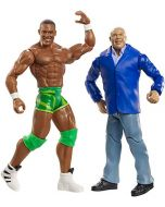 WWE GBN52 Battle Pack Includes Two 6 Inch Action Figures, with Articulation, Multi-Colour (New)