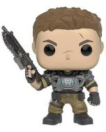 Funko Pop! Games: Gears of War - JD (Armored) Vinyl Figure (New)
