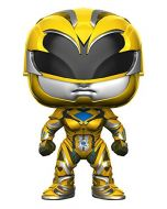 Power Rangers FUNKO POP! MOVIES Yellow Ranger (New)
