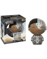 DC Comics Funko 14133 Dorbz: Dc: Justice League: Cyborg (New)