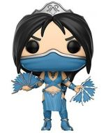Funko POP! 21689 Joins The Mortal Kombat Katana is a New Addition to The Ever Growing POP Range. Each Character Stands Around 9cm Tall and Comes Packed in an Illustrated windowed Box Vinyl S1, Multi (New)