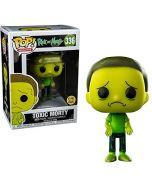 Rick and Morty - Toxic Morty Pop! Vinyl (New)