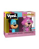 Funko VYNL: Hanna-Barbera - Huckleberry Hound & Snagglepuss (NYCC 2018 Exclusive) 2-Pack (New)