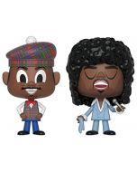Funko Coming To America Exclusive POP Set - Prince Akeem & Randy Watson (New)