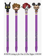 Funko Kingdom Hearts 3 POP! Pens with Toppers Display Classic (16) Stationery (New)