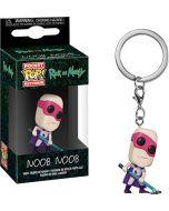 Funko 35928 Pocket POP Keychain: Rick & Morty Noob, Multi (New)