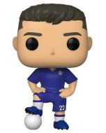 Funko 42792 POP Football: Chelsea-Christian Pulisic Collectible Toy, Multicolour (New)
