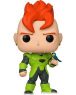 Funko 44265 POP Animation: Dragon Ball Z - Android 16 Dragonball Collectible Toy, Multicolour (New)