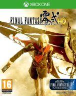 Final Fantasy Type-0 HD (Inc. FF XV (15) Demo) (Xbox One) (New)