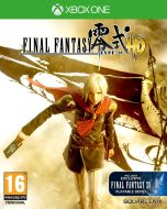 Final Fantasy Type-0 HD (Inc. FF XV (15) Demo) (Xbox One) (New)