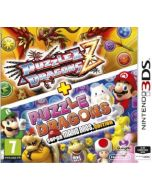 Puzzle & Dragons Z + Puzzle & Dragons Super Mario Bros. Edition (3DS) (New)