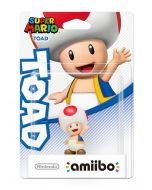 Nintendo Amiibo Character - Toad (Super Mario Collection)  (Wii-U) (New)