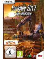 Forestry 2017 The Simulation  (PC DVD) (New)