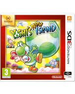Yoshi's New Island (Selects)  (3DS) (New)