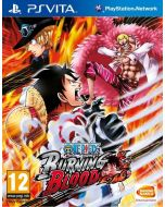 One Piece: Burning Blood  (PS Vita) (New)