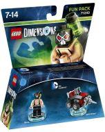 Lego Dimensions: Fun Pack - Bane (DC Comics)   (New)