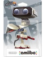 Nintendo Amiibo Character - R.O.B Famicom Colours (Super Smash Bros. Collection)  (Wii-U) (New)