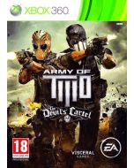Army of Two: The Devil's Cartel (Xbox 360) (New)