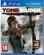 Tomb Raider - Definitive Edition (PS4) (New)