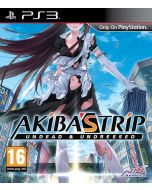 Akiba's Trip: Undead & Undressed (PS3) (New)