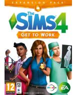 Sims 4: Get to Work  (PC) (New)