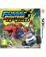 Fossil Fighters: Frontier (3DS) (New)