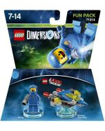 Lego Dimensions: Fun Pack - Lego Movie Benny   (New)