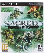 Sacred 3 - First Edition (PS3) (New)