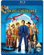 Night at the Museum 2 Triple Play (Blu-ray) (New)