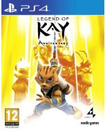 Legends of Kay Anniversary  (PS4) (New)