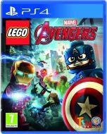 Lego Marvel Avengers (PS4) (New)