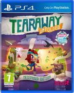 Tearaway Unfolded: Messenger Edition (PS4) (New)