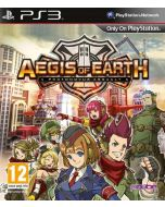 Aegis of Earth: Protonovus Assault (PS3) (New)