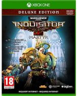 Warhammer 40000 Inquisitor Martyr (Deluxe Edition) (Xbox One) (New)