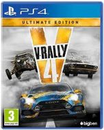 V-Rally 4 Ultimate Edition (PS4) (New)